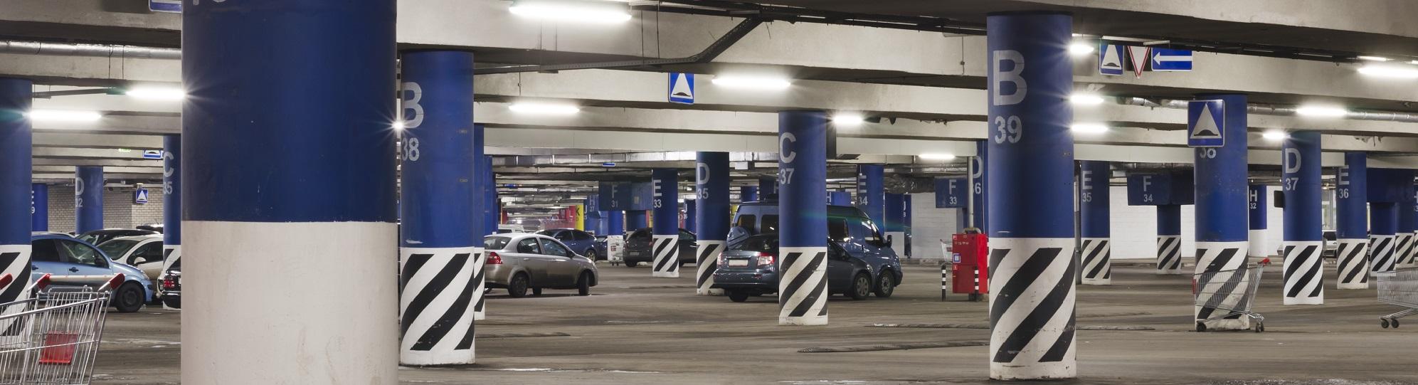 Parkgaragenbeleuchtung