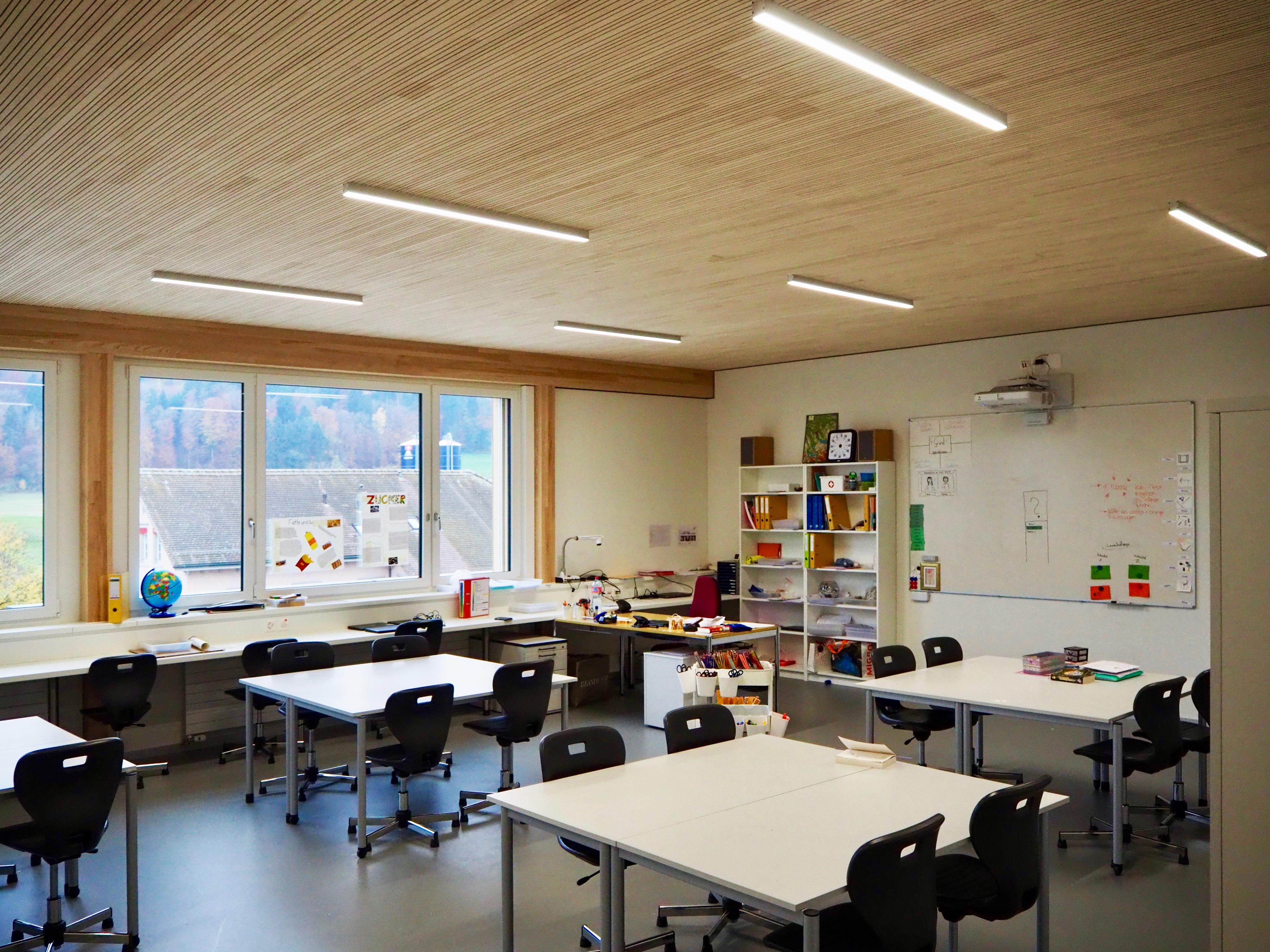 Schulhaus Rotflue